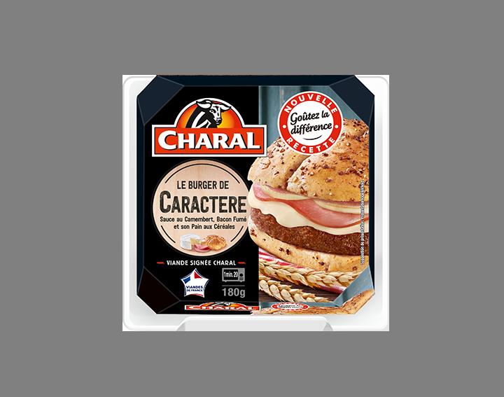 Burger de Caractère Charal