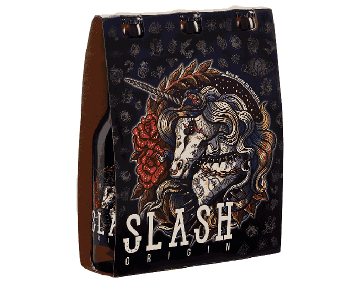 SLASH BLONDE - 3x33cl - 7,5% alc./vol