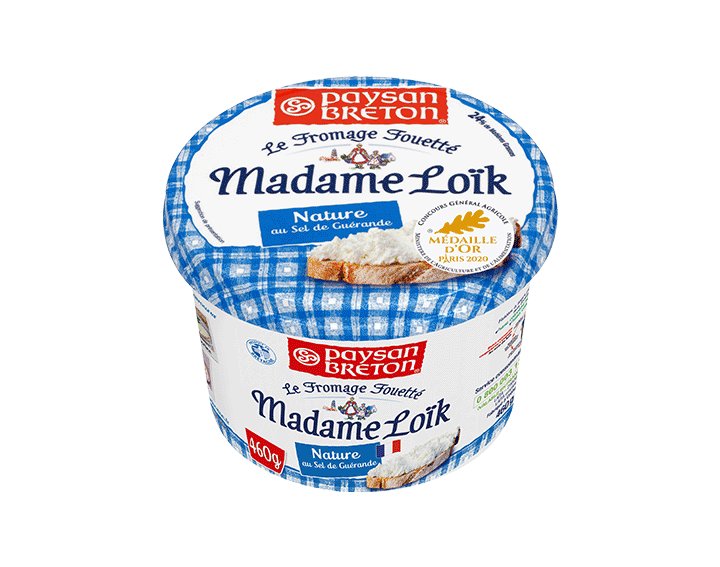 Madame Loïk Nature Pot 460g