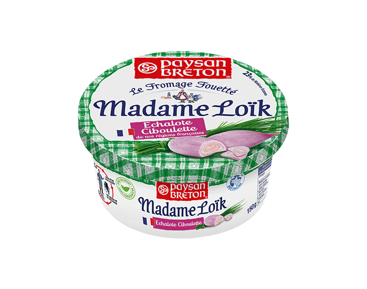Madame Loïk Échalote - Ciboulette 150g