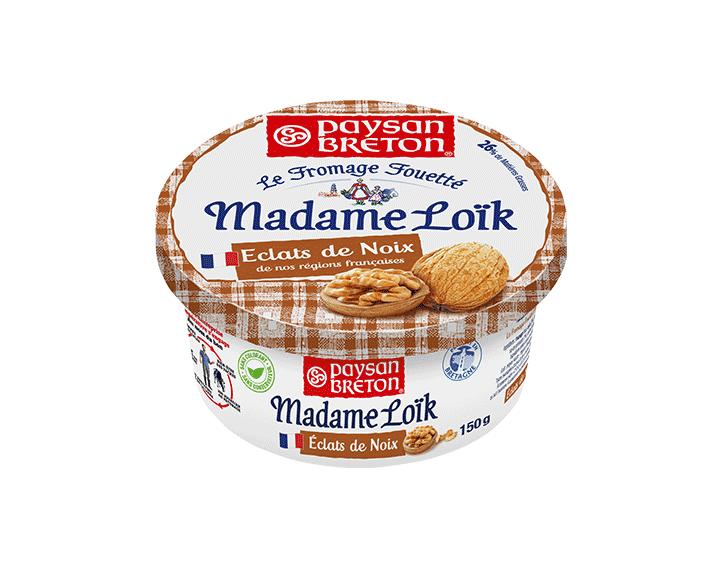 Madame Loïk Éclats de Noix 150g