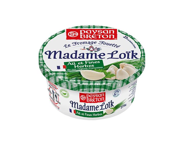 Madame Loïk Ail & Fines Herbes 275g