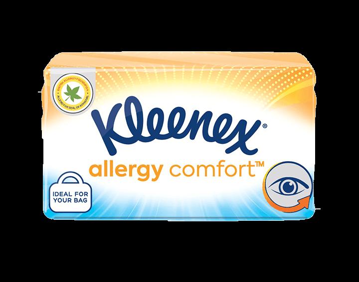 Kleenex Allergy Comfort