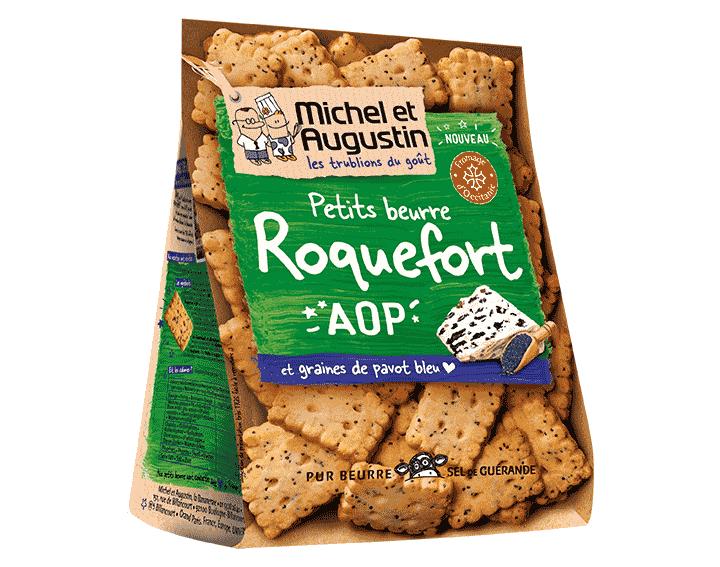 Petits beurre au Roquefort AOP