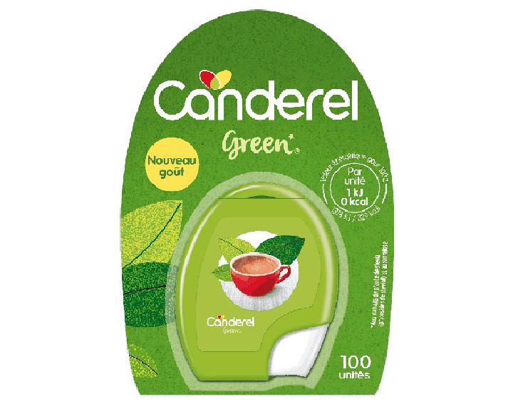 Distributeur Canderel Green 100 unités