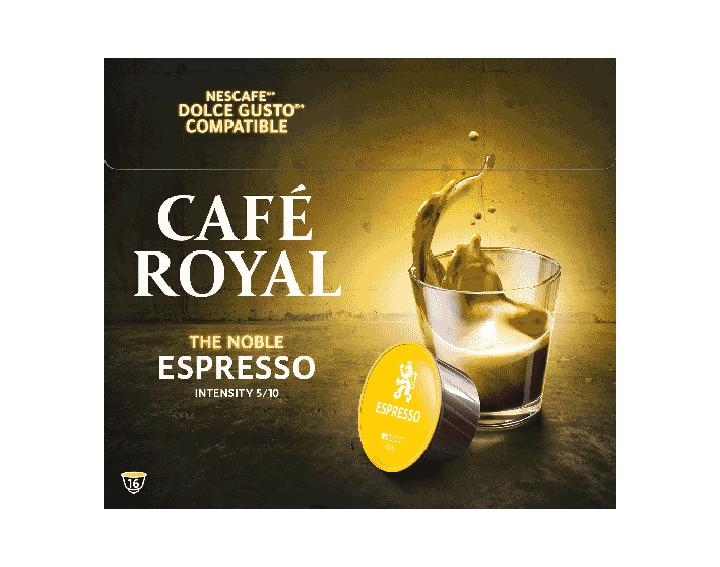 Espresso x16 dosettes