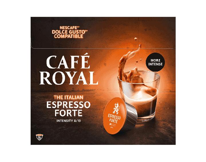Espresso Forte x16 dosettes
