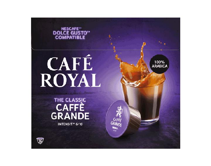 Caffè Grande x16 dosettes