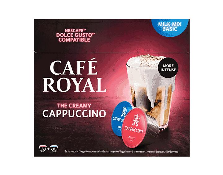 Cappuccino x8 boissons