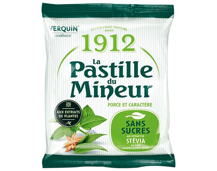 Mini Pastille du Mineur Sans Sucres 100g