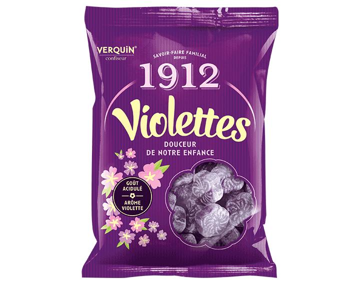 Violettes 250g