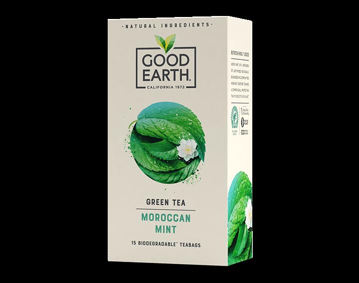 Moroccan Mint Green Tea 27g