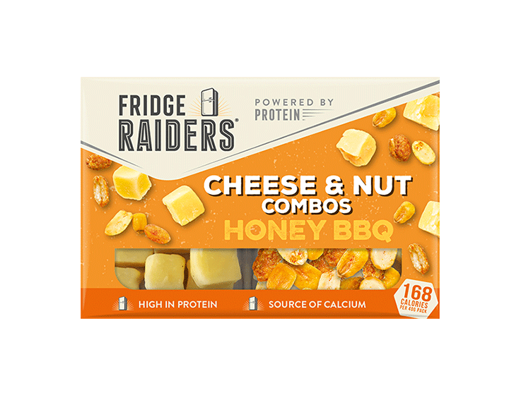 Cheese & Nut Combos Honey BBQ 40g