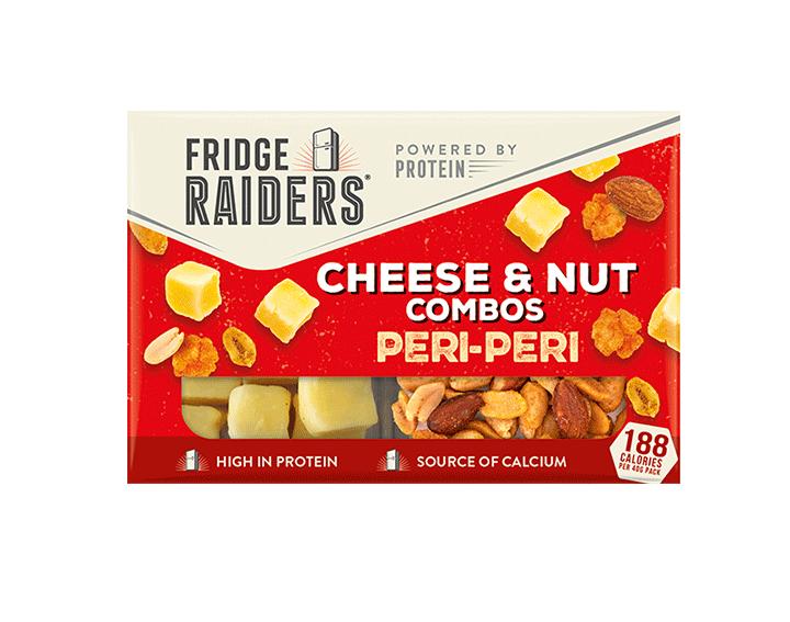 Cheese & Nut Combos Peri-Peri 40g