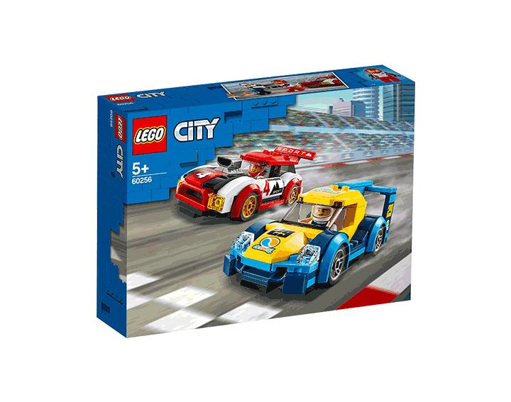 Les Voitures de Course LEGO® City