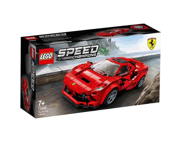 Ferrari F8 Tributo LEGO® Speed Champions