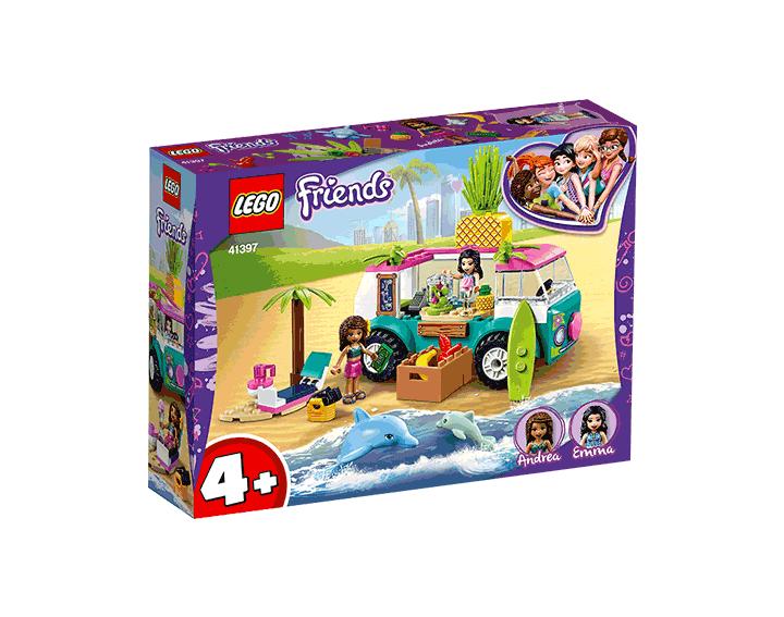 Le camion à jus LEGO® Friends