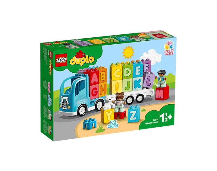 Le camion des lettres LEGO® DUPLO®