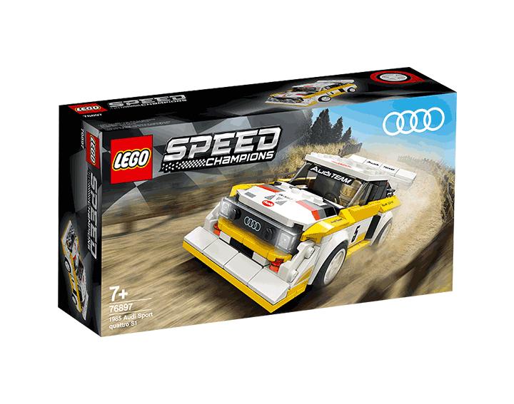 1985 Audi Sport LEGO® Speed Champions