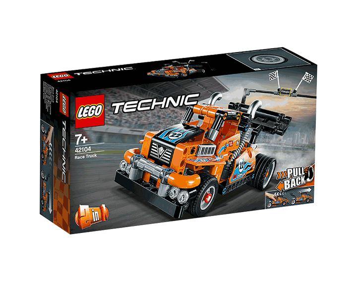 Le camion de course LEGO® Technic