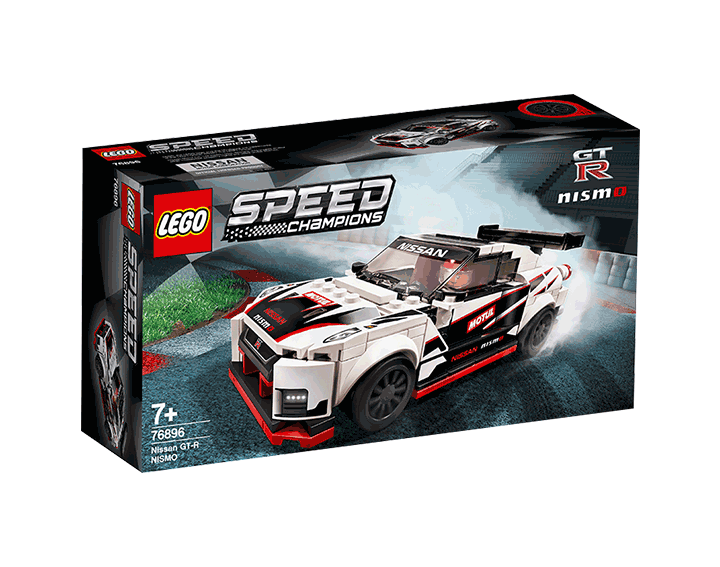 Nissan GT-R NISMO LEGO® Speed Champions