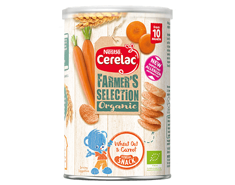 Carrot Snacks 35g from 10 months
