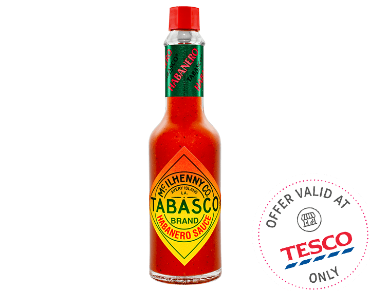 Extra Hot Habanero Sauce 60ml