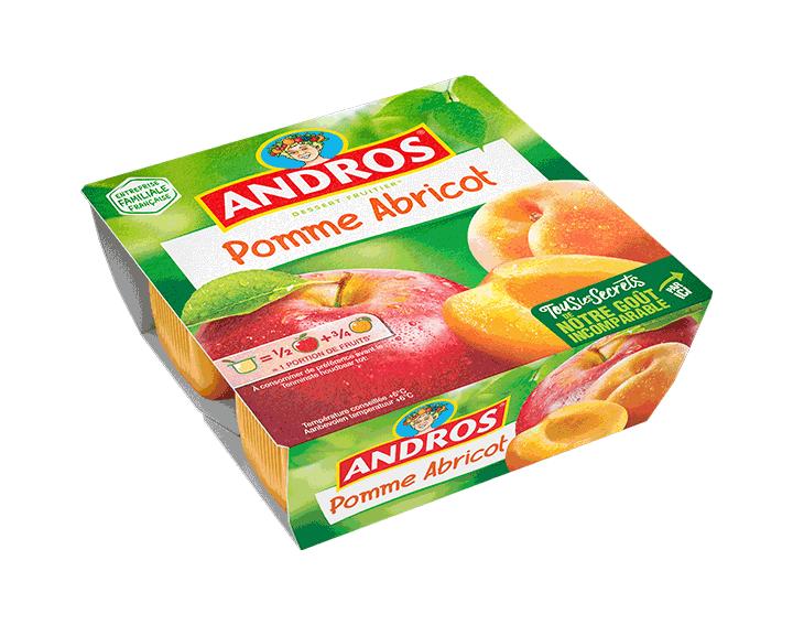 Pomme Abricot x4