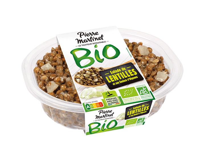 Salade de Lentilles BIO 200g