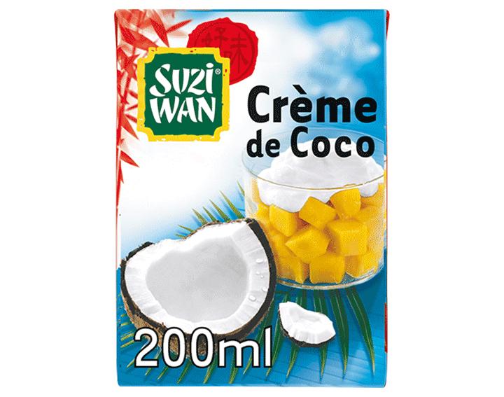 Crème de coco SUZI WAN®