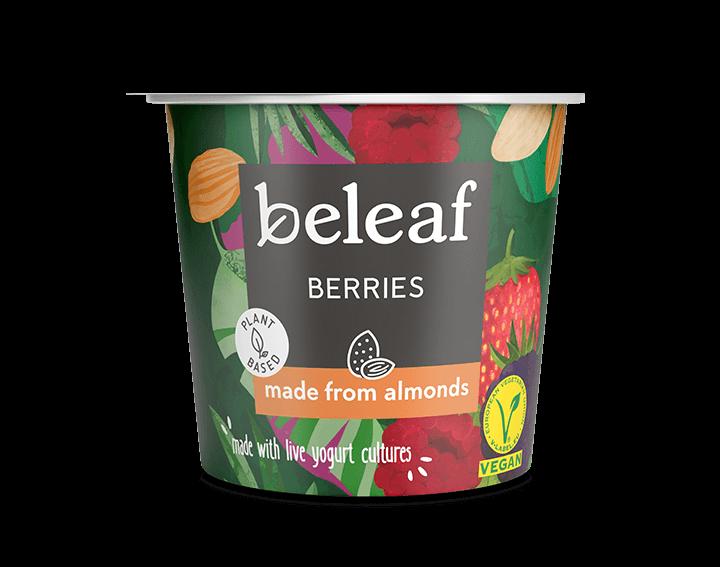 Berries Yogurt Alternative 120g
