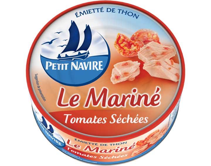 Thon Le Mariné Tomates Séchées