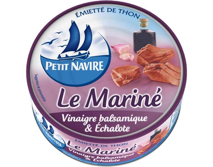 Thon Le Mariné Vinaigre balsamique et échalote