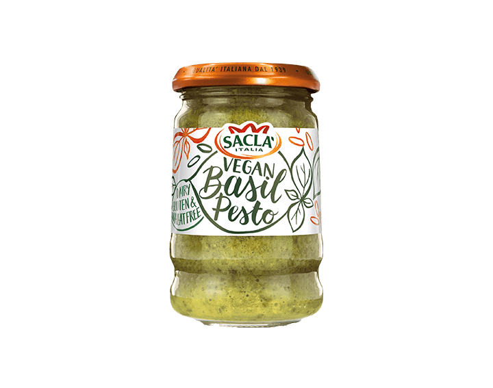 Vegan Basil Pesto 190g
