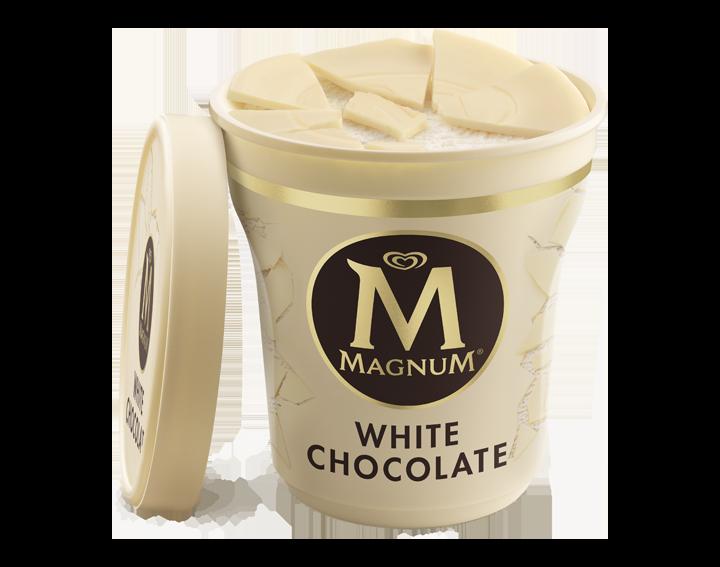 Magnum White 440ml