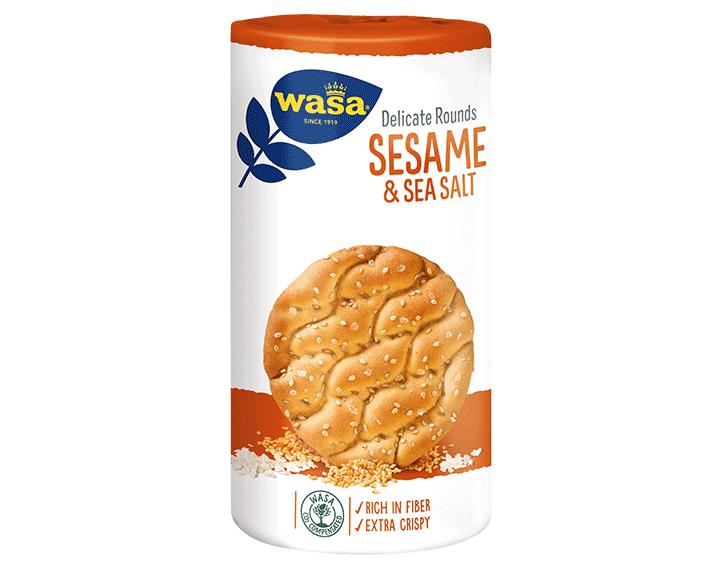 Delicate Round Sesame 235g