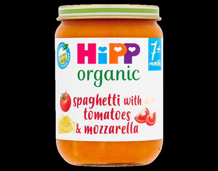 Spaghetti with Tomatoes & Mozzarella 190g