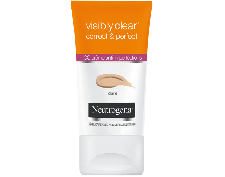 Correct & Perfect CC Creme Anti-Imperfections Claire