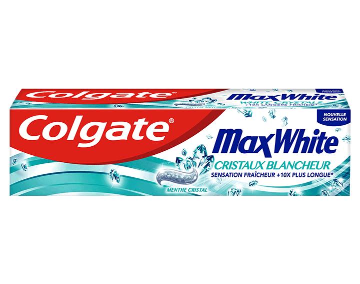 Dentifrice Colgate Max White 75ml