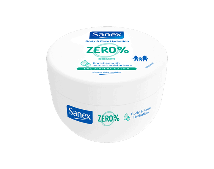 Zéro% Peaux Sèches - Pot 250ml