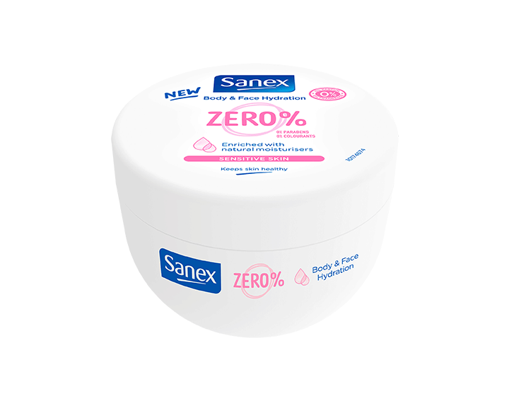 Zéro% Peaux Sensibles - Pot 250ml
