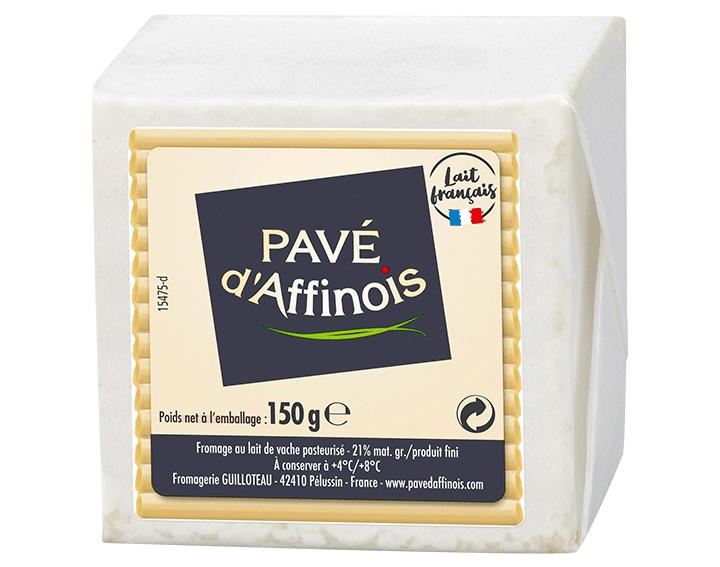 Pavé d'Affinois 150g