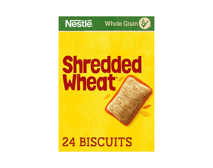 Shredded Wheat 24 biscuits