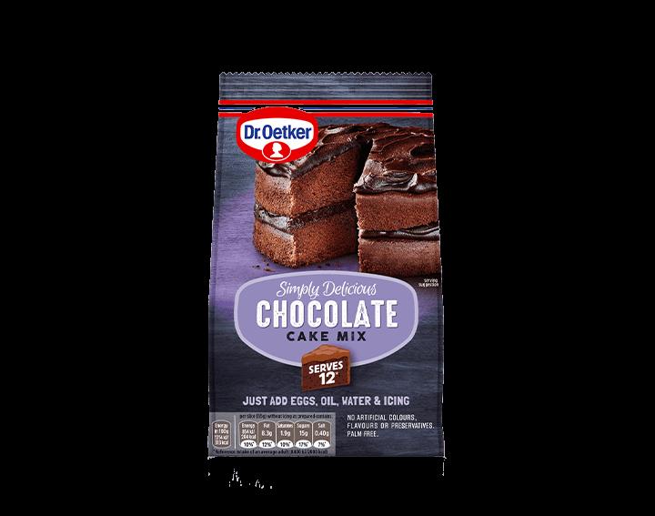 Chocolate Cake Mix 425g