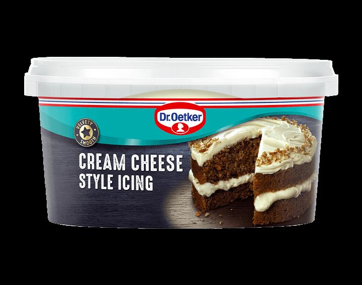 Cream Cheese Style Icing 400g