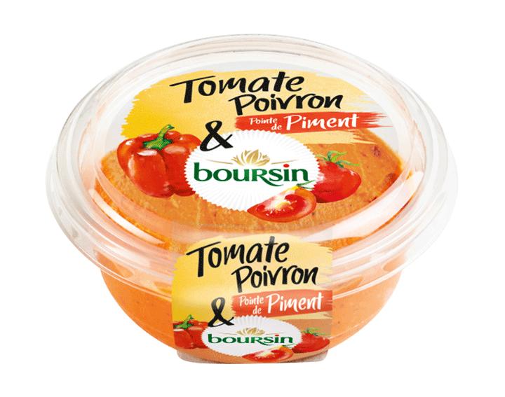 Tomate Poivron & Pointe de piment 160g