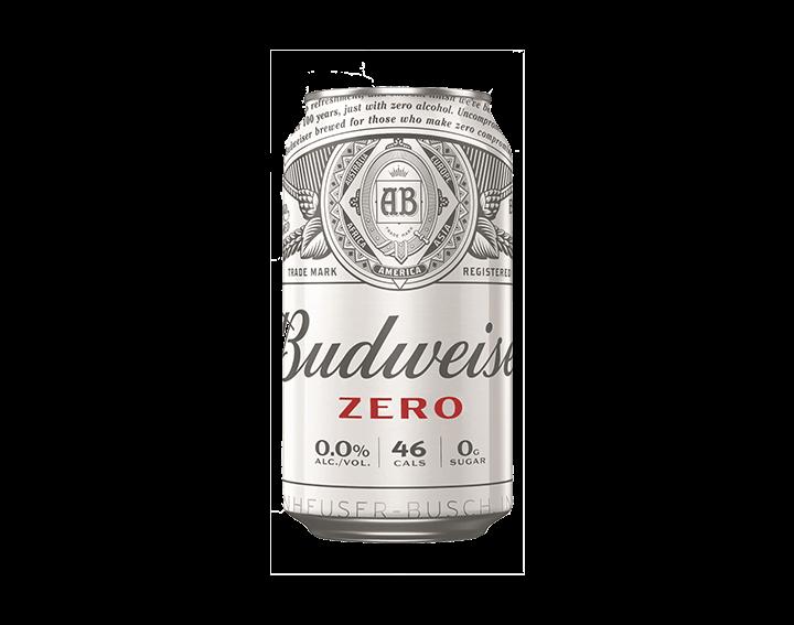 Budweiser Zero 4x330ml