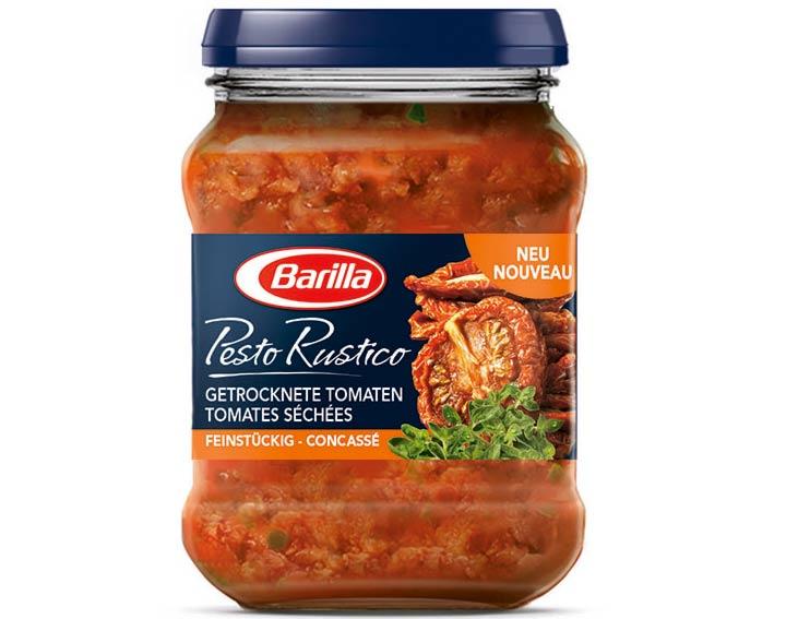 Pesto Rustico Tomates Séchées