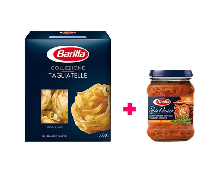 Pâte et Sauces Barilla