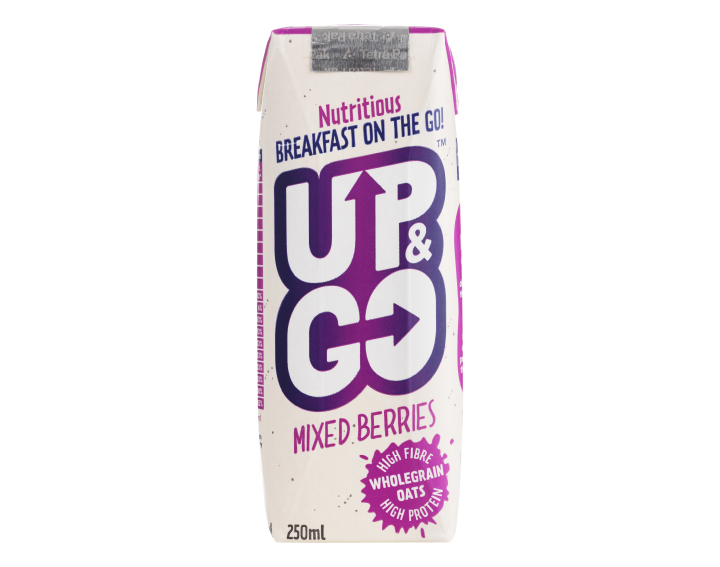 Up & Go Mixed Berries 250ml